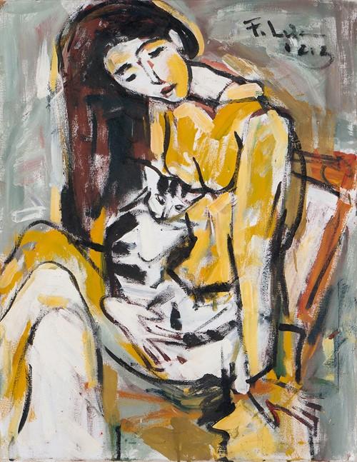 Trung tâm Nghệ thuật đương đại Vincom giới thiệu các tác phẩm của họa sỹ Phạm Lực