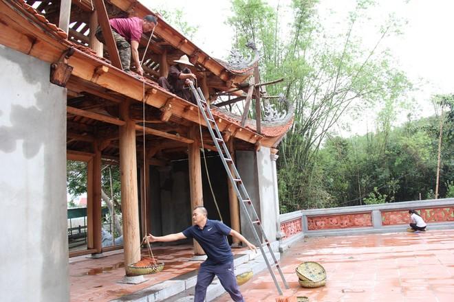 giám sát, đôn đốc UBND huyện Việt Yên thực hiện các nội dung đã kết luận và cùng với huyện đề xuất Cục Di sản văn hóa hướng xử lý đối với tam quan đã xây dựng...