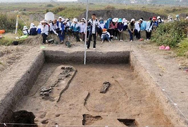 Di chỉ khảo cổ học Vườn Chuối mang giá trị đặc biệt quan trọng
