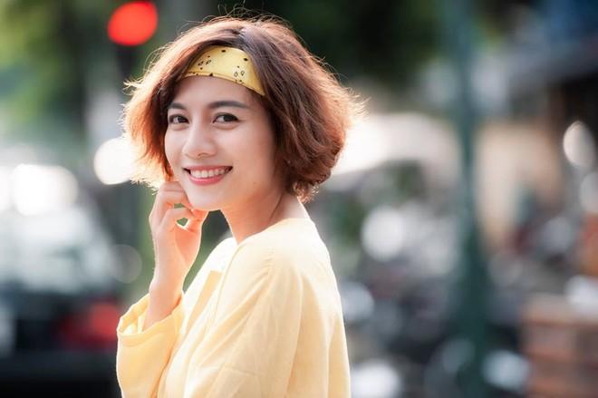 Nữ họa sỹ Trần Ngân Giang