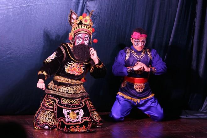 """Ra mắt """"lứa mới"""" của nghệ thuật tuồng Việt Nam ảnh 2"""