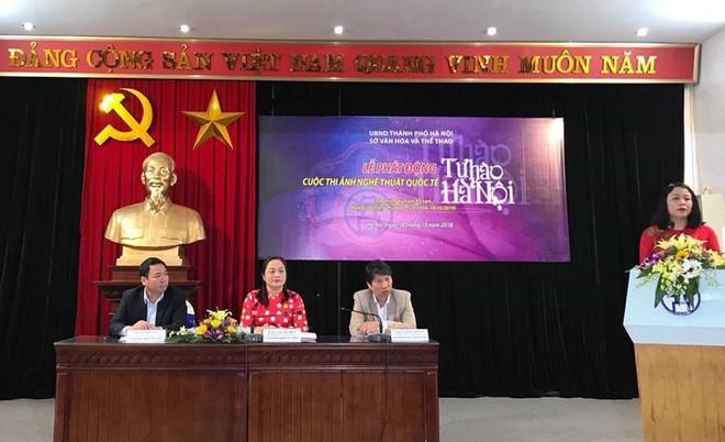 """Sở VH-TT Hà Nội phát động cuộc thi ảnh quốc tế """"Tự hào Hà Nội"""""""