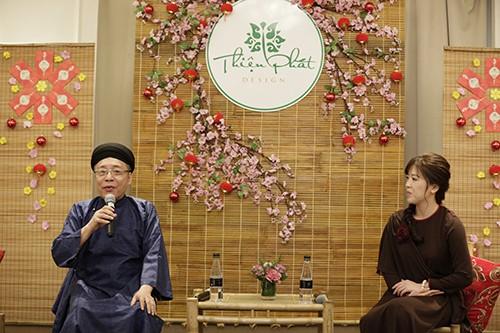 Nhà thiết kế Kim Ngọc ra mắt bộ sưu tập thời trang Phật tử ảnh 3