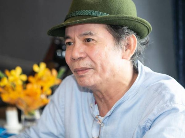 Nhà thơ Nguyễn Trọng Tạo