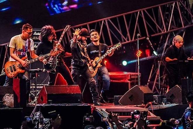 Đại nhạc hội V-Rock 2019 quy tụ nhiều ban nhạc rock nổi tiếng Việt Nam