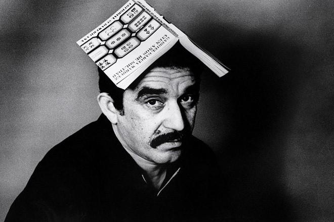 Nhà văn Gabriel Garcia Marquez