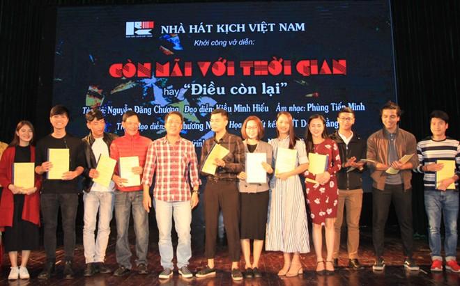 Nhà hát Kịch Việt Nam dựng vở về thời hậu chiến