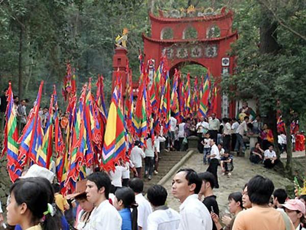 Cộng đồng người Việt Nam ở nước ngoài tổ chức giỗ tổ Hùng Vương