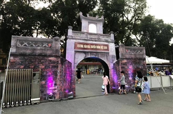 Festival văn hóa truyền thống Việt Nam