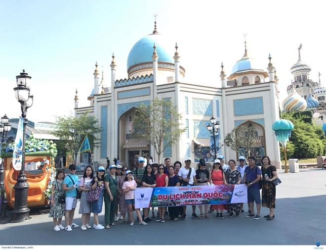 Các tour du lịch tới Hàn Quốc đang nhận được sự quan tâm của du khách Việt Nam