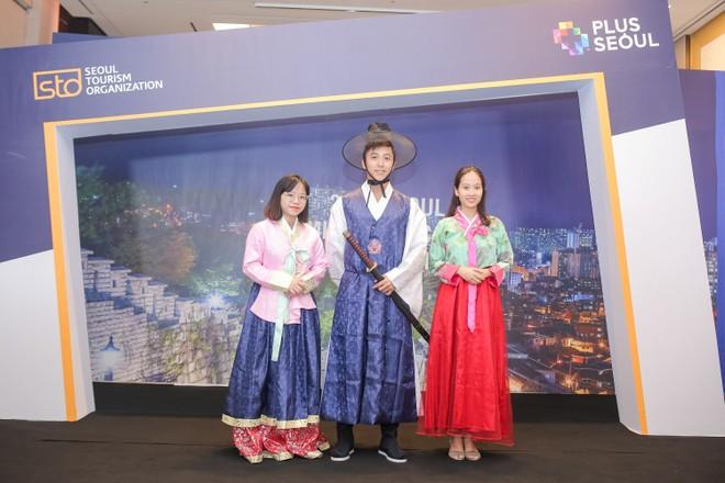 Trải nghiệm trang phục Hanbok của Hàn Quốc