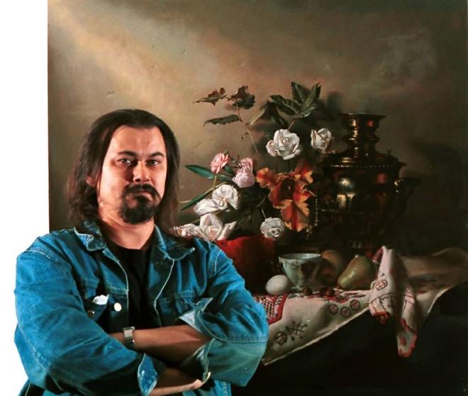 Họa sỹ người Nga, Alexei Antonov