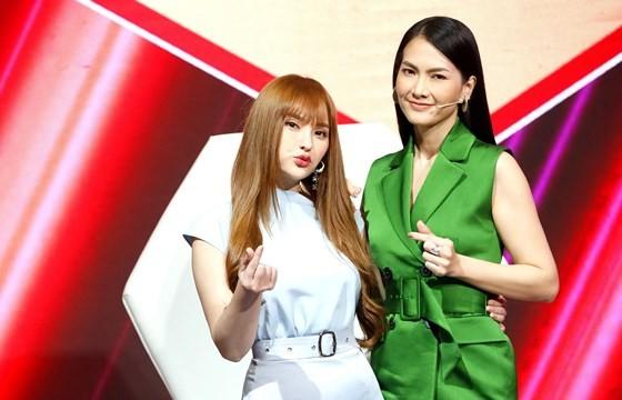 Ca sỹ Thu Thủy và diễn viên, người mẫu Anh Thư sẽ góp mặt trong chương trình
