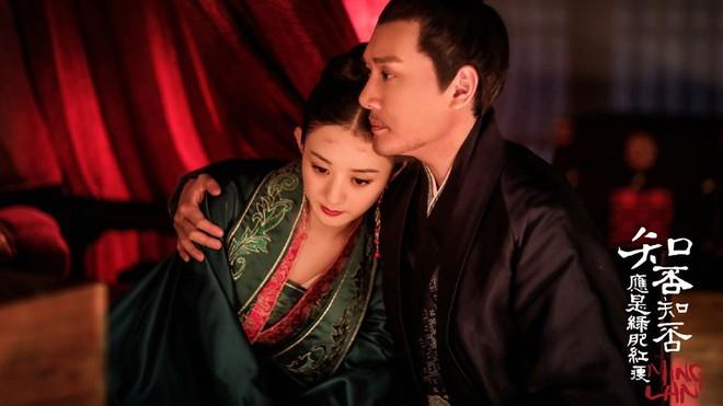 """""""Minh Lan truyện"""" được coi là tác phẩm se duyên cho cặp vợ chồng Triệu Lệ Dĩnh - Phùng Thiệu Phong."""