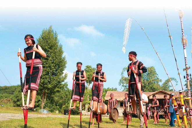Một số trò chơi dân gian sẽ được tổ chức vào dịp này tại Làng Văn hóa - Du lịch các dân tộc Việt Nam