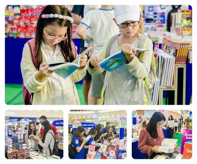 """Hội sách """"Back to school"""" sẽ diễn ra với nhiều hoạt động đa dạng và phong phú"""