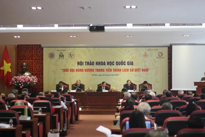 Hội thảo có sự góp mặt của nhiều khoa học uy tín trên cả nước