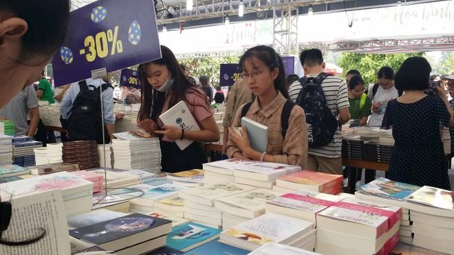 Hội sách Hà Nội 2019 diễn ra với quy mô lớn hơn