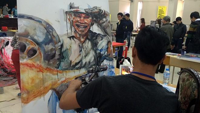 Chương trình thu hút đông đảo các nghệ sỹ quốc tế tham dự