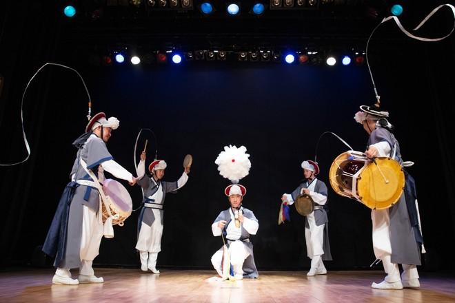 Nhóm biểu diễn nghệ thuật truyền thống Inpungnyu