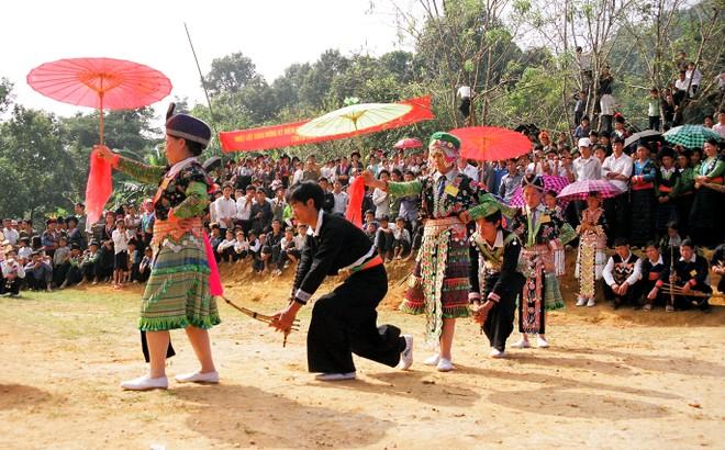 Chương trình tháng 11 tại Làng Văn hóa Du lịch các dân tộc VN sẽ diễn ra với nhiều hoạt động đặc sắc