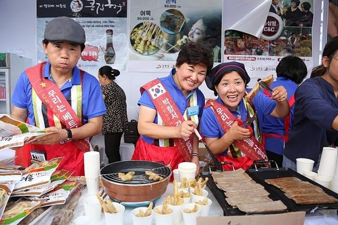 Lễ hội Văn hóa và Ẩm thực Hàn Việt 2019 sẽ diễn ra tại phố đi bộ Hồ Gươm