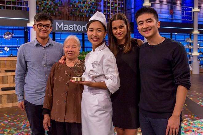 Ola Nguyễn giành Quán quân Master Chef 2018 tại Ba Lan