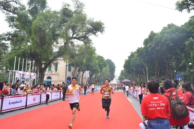 """Giải chạy """"Việt Nam Kizuna Ekiden"""" nhằm thúc đẩy tình hữu nghị giữa Nhật Bản và Việt Nam"""