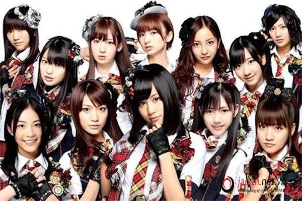 Nhóm nhạc nữ AKB48 của Nhật Bản