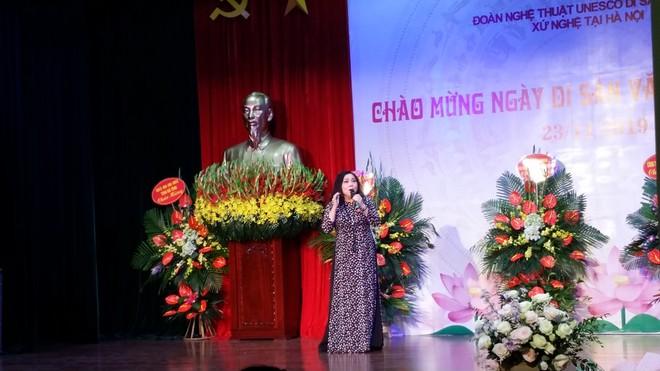 Nghệ sĩ Hồng Năm góp mặt trong chương trình