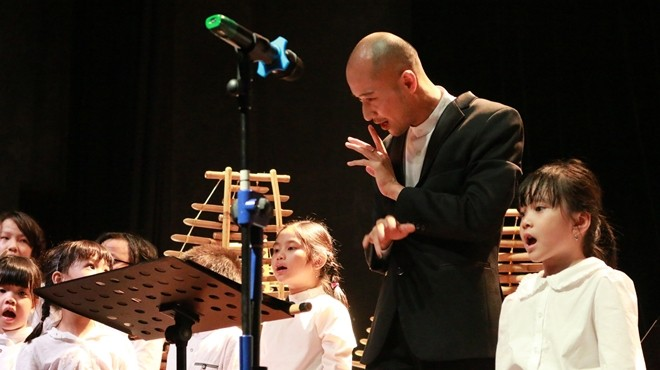 Nhạc trưởng Đồng Quang Vinh