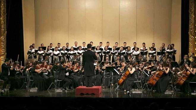 Đêm nhạc diễn ra vào ngày 9 và 10-1 tại Nhà hát Lớn Hà Nội