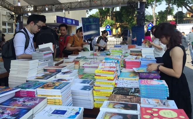 Nhiều đầu sách hấp dẫn sẽ được giới thiệu tới độc giả