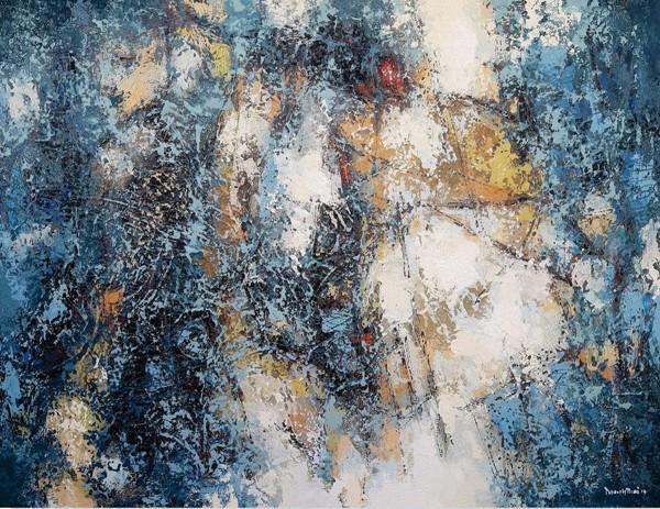 Tác phẩm của họa sĩ Thái Vĩnh Thành