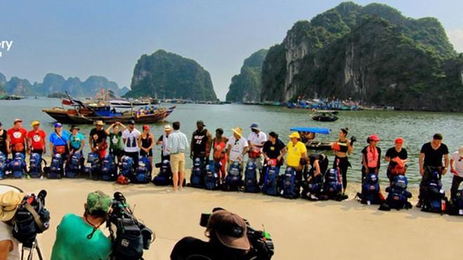 Chương trình truyền hình thực tế tiếng Tây Ban Nha ghi hình tại Việt Nam