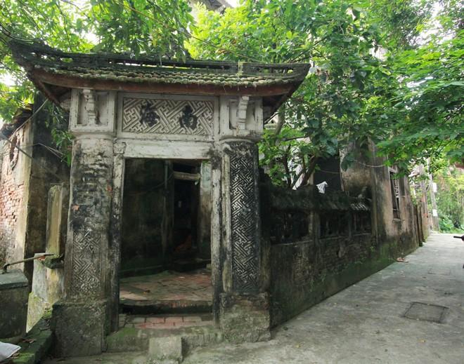 Ngôi làng có tuổi đời 500 năm tuổi