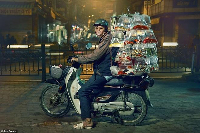 """""""Những chiếc xe ở Hà Nội"""" tranh giải thưởng nhiếp ảnh quốc tế 2020"""
