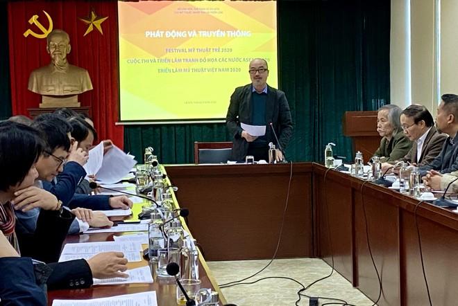 Lễ phát động cuộc thi diễn ra sáng ngày 20-2 tại Hà Nội