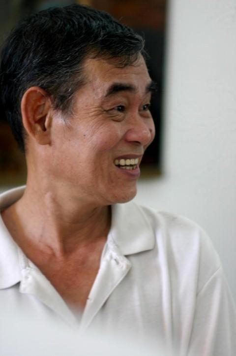 Họa sĩ Nguyễn Thanh Bình