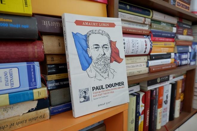 Ra mắt cuốn sách về Toàn quyền Đông dương Paul Doumer, người quyết định xây dựng cây cầu Long Biên huyền thoại