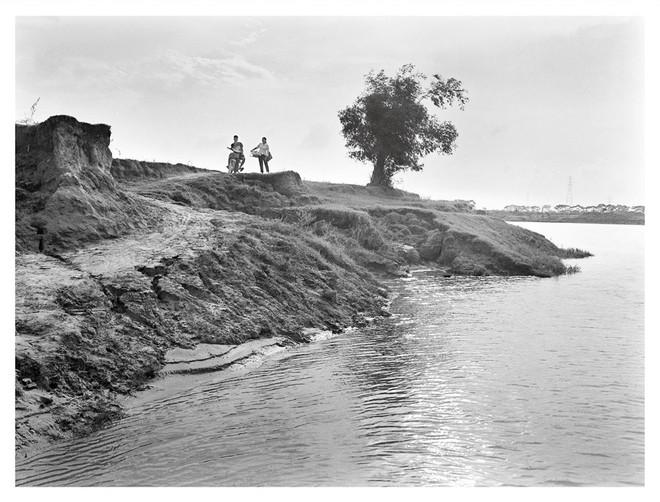 Thương nhớ về những bến đò ven sông qua ảnh của Nguyễn Hữu Tuấn ảnh 3