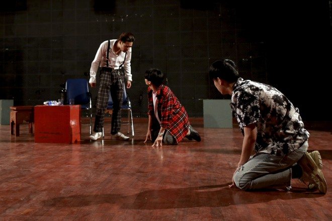 Trường Đại học Sân khấu Điện ảnh Hà Nội tham dự Liên hoan sân khấu về hình tượng người chiến sĩ CAND năm 2020