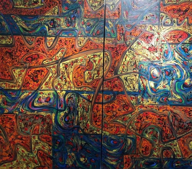 """Họa sĩ, nhà điêu khắc Phạm Sinh: Thích thì nhích, ngay cả khi """"tay trắng"""" trở về"""