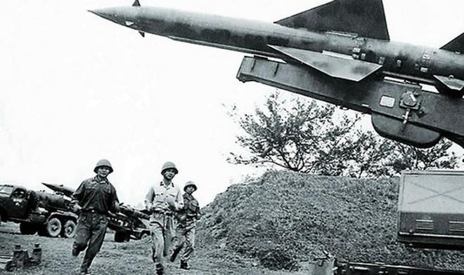Bộ đội Tên lửa tham gia chiến dịch phòng không bảo vệ Hà Nội năm 1972