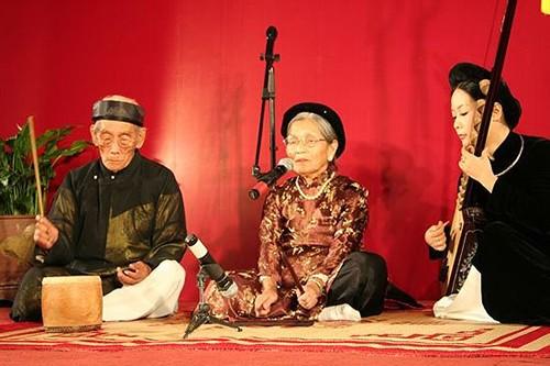 Hà Nội đề nghị công nhận 25 Nghệ nhân nhân dân trong lĩnh vực di sản văn hoá phi vật thể