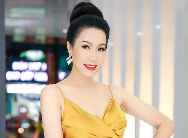 Á hậu Trịnh Kim Chi giữ chức Phó Chủ tịch Hội Sân khấu TP.HCM