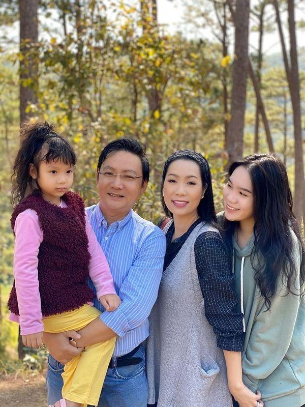 Tổ ấm hạnh phúc của Á hậu Trịnh Kim Chi