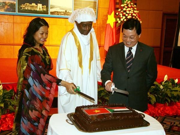Tăng cường quan hệ hợp tác hữu nghị giữa Việt Nam và Sudan ảnh 2