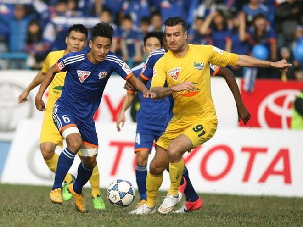 """Vòng 7 V-League: Quảng Ninh, Bình Dương """"rủ nhau"""" thua ảnh 1"""