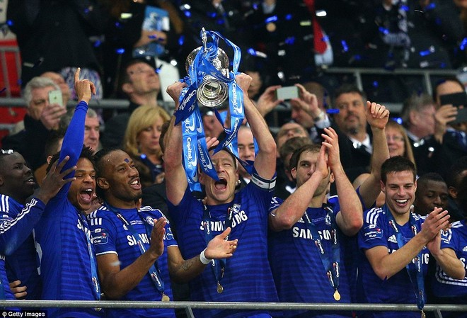 Đổ mồ hôi và máu, Chelsea giành cúp Liên đoàn ảnh 5